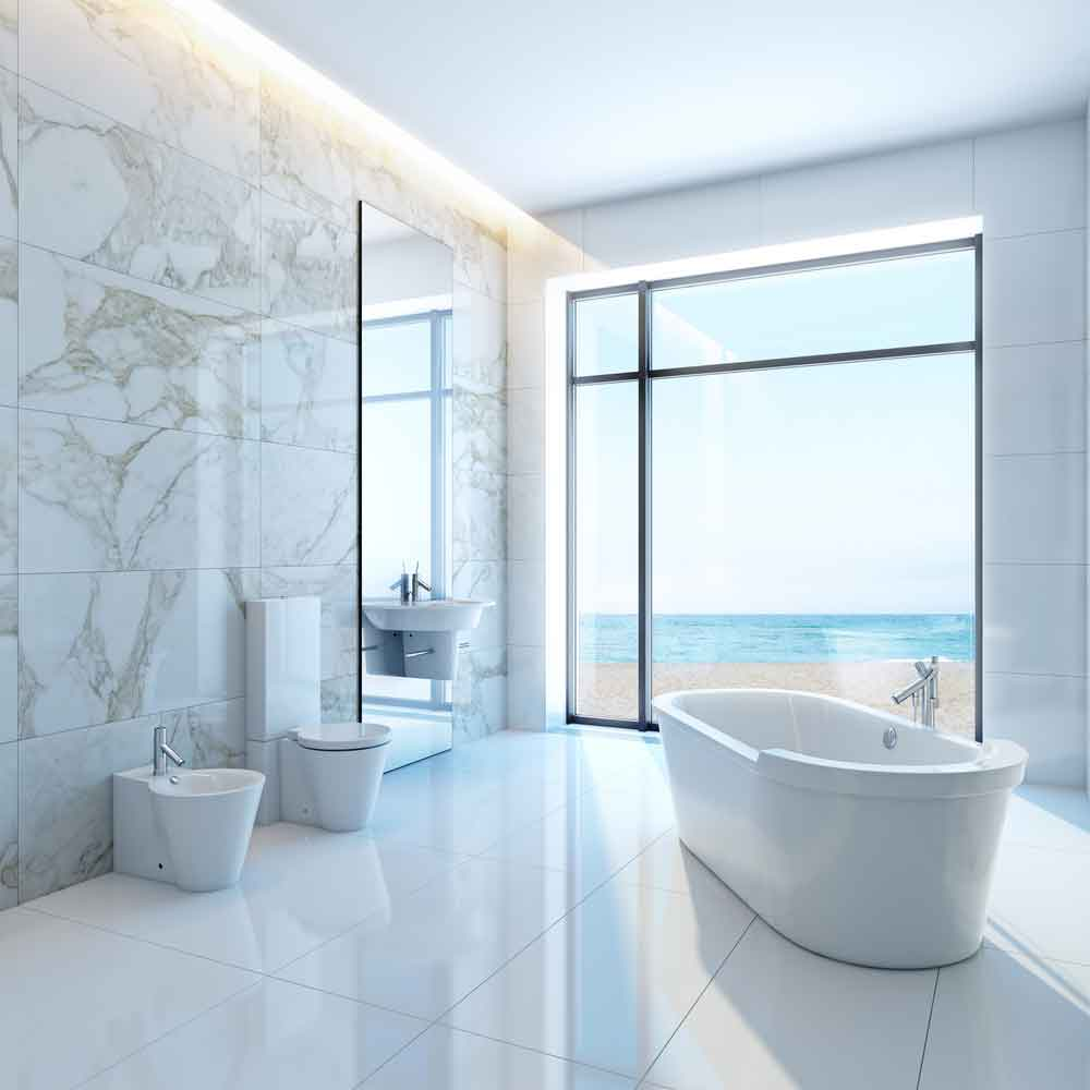 Seattle, WA Bathroom Remodeling Increased Property Value