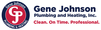 Gene Johnson Plumbing & Heating - Logo